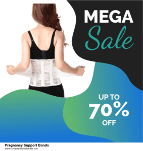 5 Best Pregnancy Support Bands Black Friday 2020 and Cyber Monday Deals & Sales