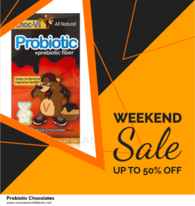Top 5 Black Friday 2020 and Cyber Monday Probiotic Chocolates Deals [Grab Now]