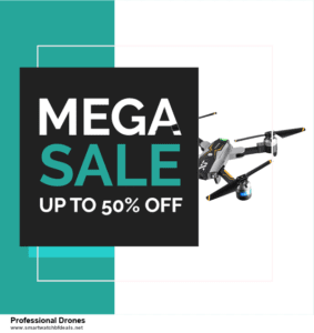 Top 11 Black Friday and Cyber Monday Professional Drones 2020 Deals Massive Discount