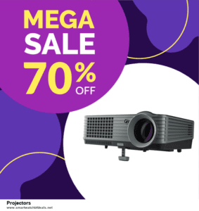 7 Best Projectors Black Friday 2020 and Cyber Monday Deals [Up to 30% Discount]