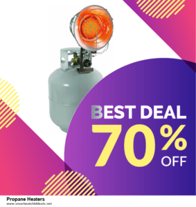 List of 6 Propane Heaters Black Friday 2020 and Cyber MondayDeals [Extra 50% Discount]