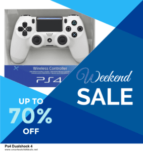 Grab 10 Best Black Friday and Cyber Monday Ps4 Dualshock 4 Deals & Sales