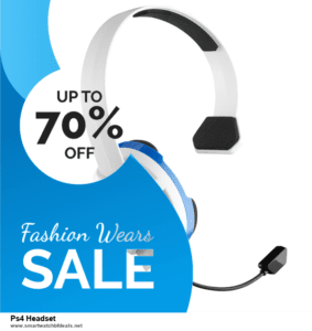 Top 10 Ps4 Headset Black Friday 2020 and Cyber Monday Deals