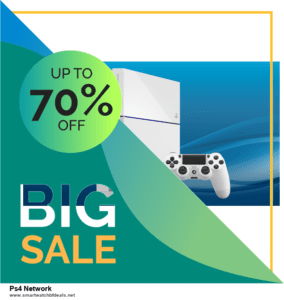 List of 10 Best Black Friday and Cyber Monday Ps4 Network Deals 2020