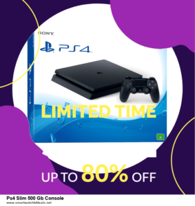13 Best Black Friday and Cyber Monday 2020 Ps4 Slim 500 Gb Console Deals [Up to 50% OFF]