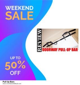 Grab 10 Best Black Friday and Cyber Monday Pull Up Bars Deals & Sales