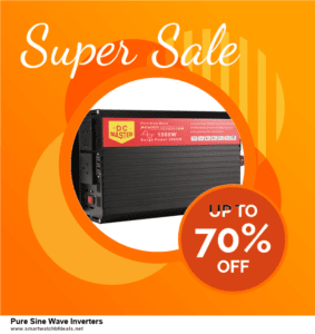 13 Exclusive Black Friday and Cyber Monday Pure Sine Wave Inverters Deals 2020