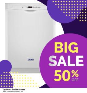 13 Best Black Friday and Cyber Monday 2020 Quietest Dishwashers Deals [Up to 50% OFF]