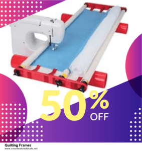 13 Best Black Friday and Cyber Monday 2020 Quilting Frames Deals [Up to 50% OFF]