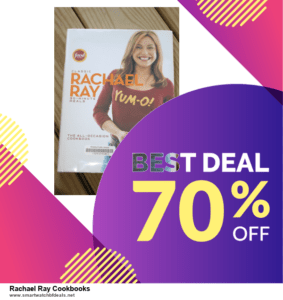 Top 5 Black Friday and Cyber Monday Rachael Ray Cookbooks Deals 2020 Buy Now