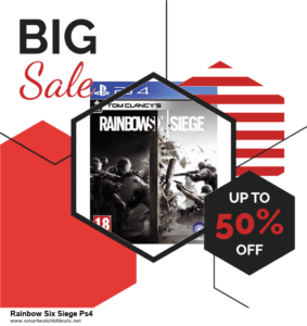 10 Best Black Friday 2020 and Cyber Monday  Rainbow Six Siege Ps4 Deals | 40% OFF
