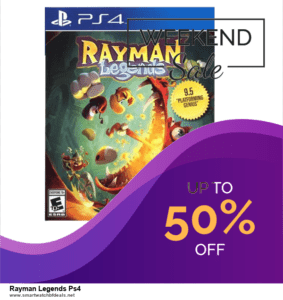 7 Best Rayman Legends Ps4 Black Friday 2021 and Cyber Monday Deals [Up to 30% Discount]