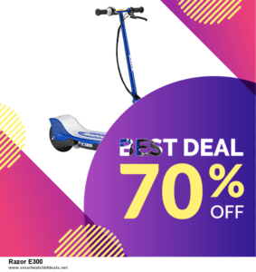 7 Best Razor E300 Black Friday 2020 and Cyber Monday Deals [Up to 30% Discount]