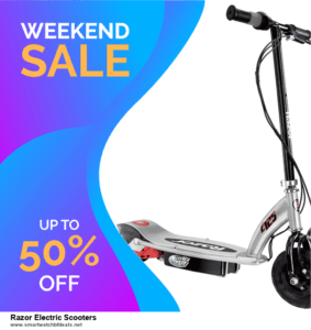 6 Best Razor Electric Scooters Black Friday 2021 and Cyber Monday Deals | Huge Discount
