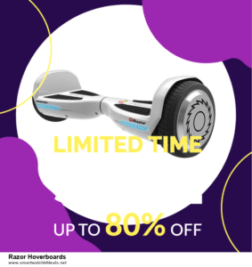 6 Best Razor Hoverboards Black Friday 2021 and Cyber Monday Deals | Huge Discount