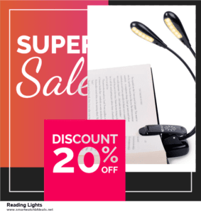 10 Best Reading Lights Black Friday 2020 and Cyber Monday Deals Discount Coupons