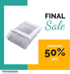 13 Best Black Friday and Cyber Monday 2020 Receiving Blankets Deals [Up to 50% OFF]