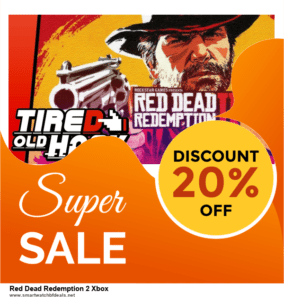 13 Exclusive Black Friday and Cyber Monday Red Dead Redemption 2 Xbox Deals 2020