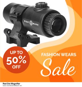 9 Best Black Friday and Cyber Monday Red Dot Magnifier Deals 2020 [Up to 40% OFF]