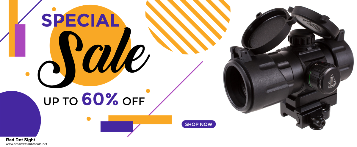 Top 5 Black Friday and Cyber Monday Red Dot Sight Deals 2020 Buy Now