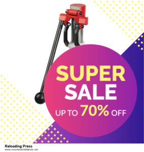 10 Best Black Friday 2020 and Cyber Monday  Reloading Press Deals | 40% OFF