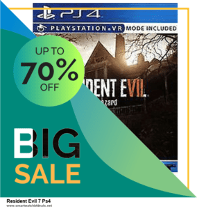 13 Best Black Friday and Cyber Monday 2020 Resident Evil 7 Ps4 Deals [Up to 50% OFF]