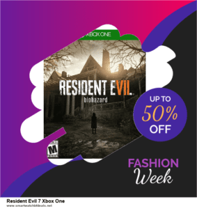 13 Best Black Friday and Cyber Monday 2020 Resident Evil 7 Xbox One Deals [Up to 50% OFF]