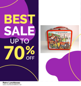 13 Exclusive Black Friday and Cyber Monday Retro Lunchboxes Deals 2020