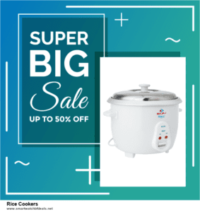 9 Best Black Friday and Cyber Monday Rice Cookers Deals 2020 [Up to 40% OFF]
