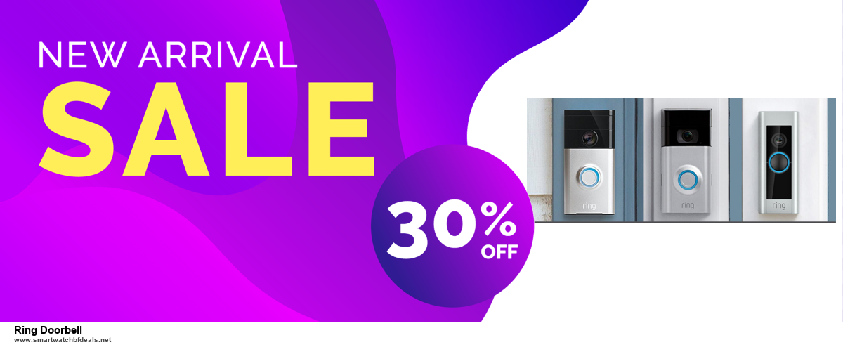 Top 5 Black Friday 2020 and Cyber Monday Ring Doorbell Deals [Grab Now]
