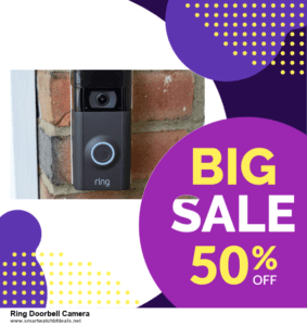 Top 5 Black Friday and Cyber Monday Ring Doorbell Camera Deals 2020 Buy Now