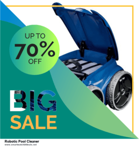 7 Best Robotic Pool Cleaner Black Friday 2021 and Cyber Monday Deals [Up to 30% Discount]