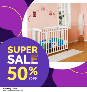 9 Best Rocking Cribs Black Friday 2020 and Cyber Monday Deals Sales