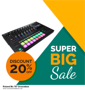7 Best Roland Mc 707 Groovebox Black Friday 2020 and Cyber Monday Deals [Up to 30% Discount]