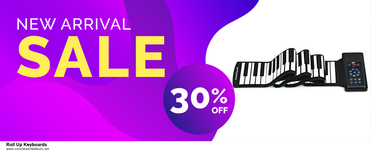 10 Best Black Friday 2020 and Cyber Monday Roll Up Keyboards Deals | 40% OFF