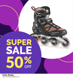 13 Best Black Friday and Cyber Monday 2020 Roller Blades Deals [Up to 50% OFF]