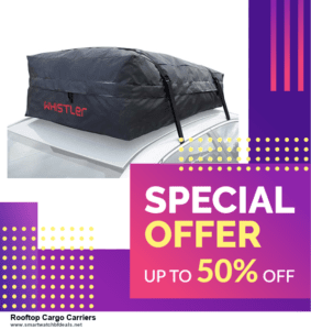 5 Best Rooftop Cargo Carriers Black Friday 2020 and Cyber Monday Deals & Sales