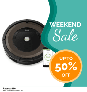 9 Best Black Friday and Cyber Monday Roomba 890 Deals 2020 [Up to 40% OFF]