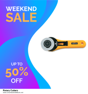 Top 11 Black Friday and Cyber Monday Rotary Cutters 2020 Deals Massive Discount