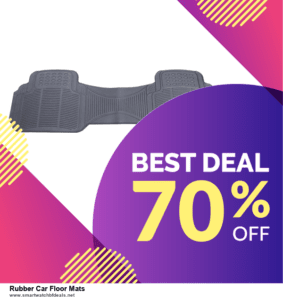 9 Best Black Friday and Cyber Monday Rubber Car Floor Mats Deals 2020 [Up to 40% OFF]