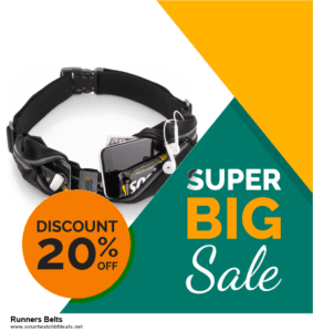 13 Best Black Friday and Cyber Monday 2020 Runners Belts Deals [Up to 50% OFF]