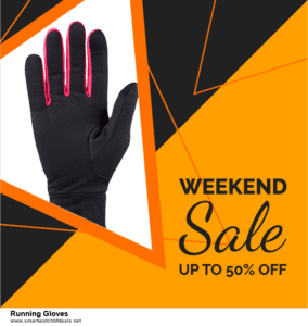 13 Best Black Friday and Cyber Monday 2020 Running Gloves Deals [Up to 50% OFF]