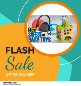 13 Exclusive Black Friday and Cyber Monday Safe Baby Toys Deals 2020