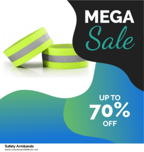 Top 5 Black Friday and Cyber Monday Safety Armbands Deals 2020 Buy Now