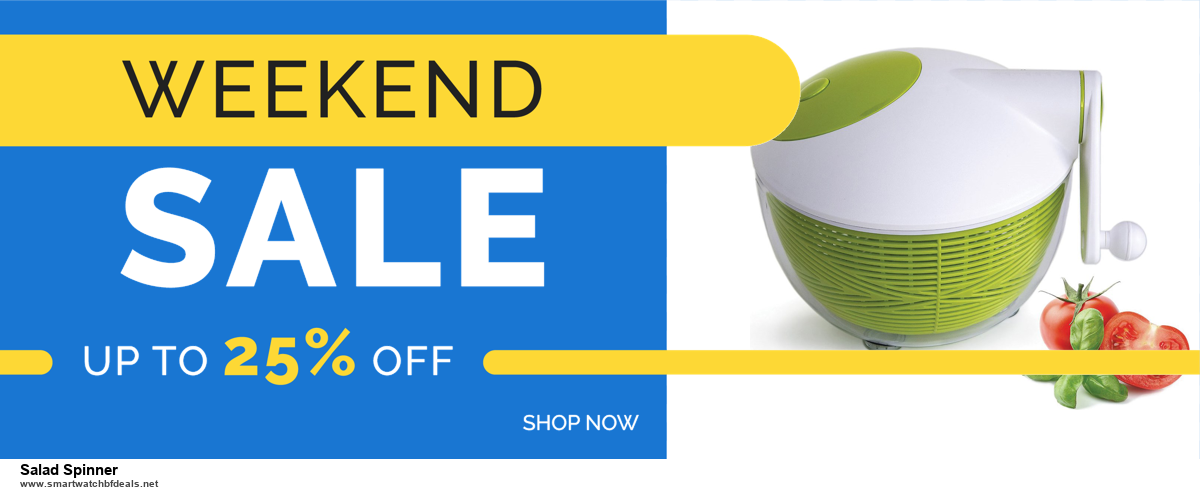 Top 10 Salad Spinner Black Friday 2020 and Cyber Monday Deals
