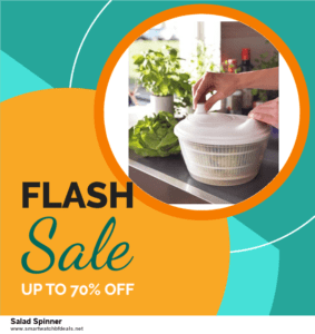 13 Best Black Friday and Cyber Monday 2020 Salad Spinner Deals [Up to 50% OFF]