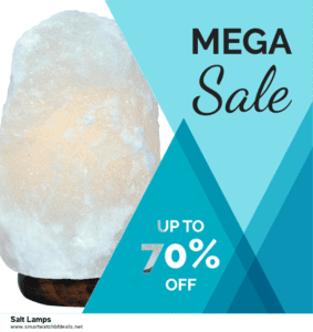 List of 10 Best Black Friday and Cyber Monday Salt Lamps Deals 2020