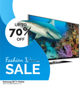 13 Best Black Friday and Cyber Monday 2020 Samsung 3D Tv Online Deals [Up to 50% OFF]