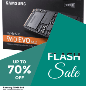 5 Best Samsung 500Gb Ssd Black Friday 2020 and Cyber Monday Deals & Sales
