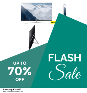 Top 5 Black Friday 2020 and Cyber Monday Samsung Ks 8000 Deals [Grab Now]
